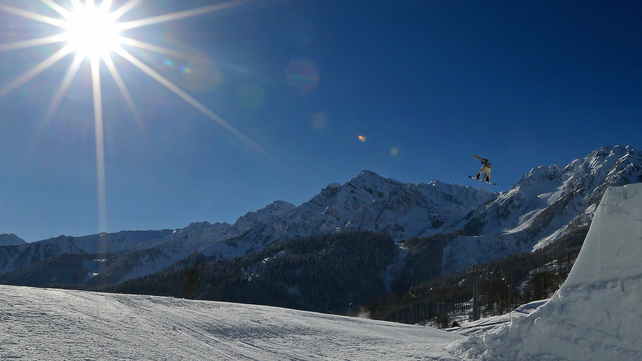 Winter Olympics, 2014