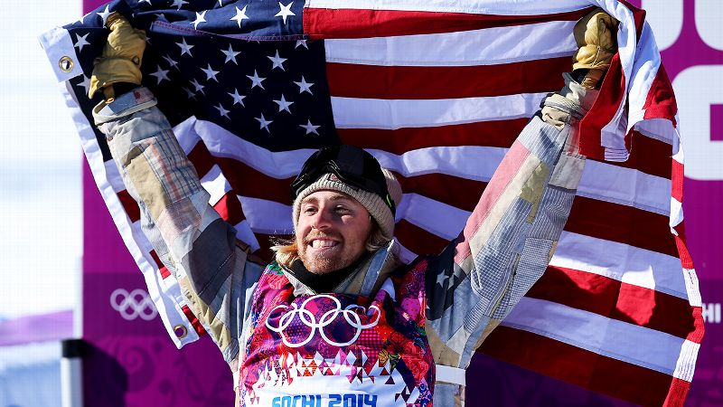 Sage Kotsenburg's gold in the inaugural snowboard slopestyle event was something special.