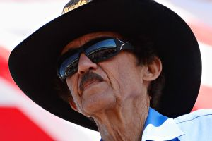 Richard Petty says he was just expressing his opinion about Danica Patrick and blames the media for portraying him as a sexist.