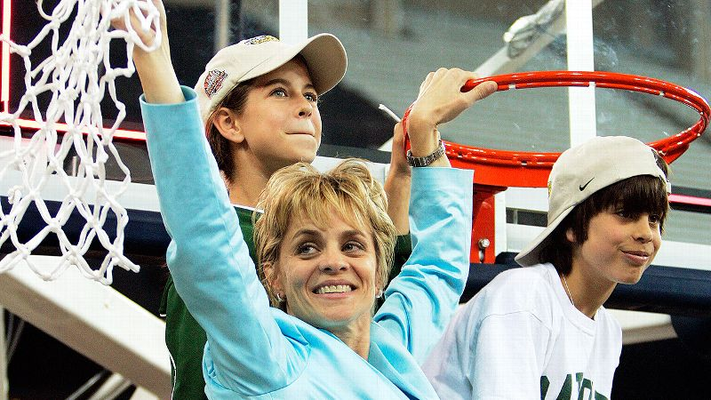 Baylor coach Kim Mulkey has won a total of four national titles as a head coach, assistant and player.
