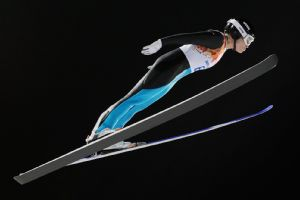 Lindsey Van had previously left the sport of ski jumping for a season after battles for Olympic inclusion took their toll.