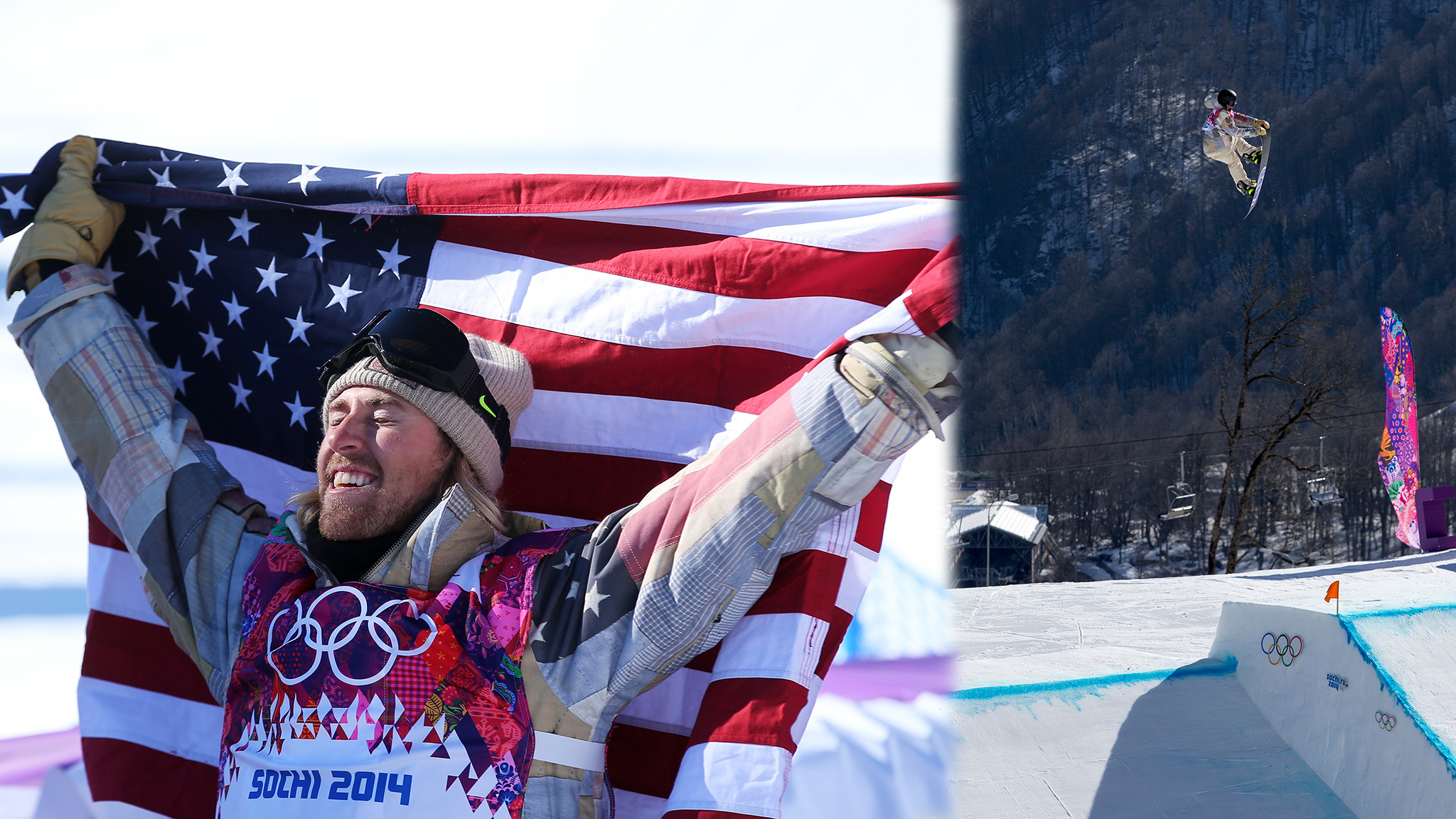 Kotsenburg ~ Slopestyle gold