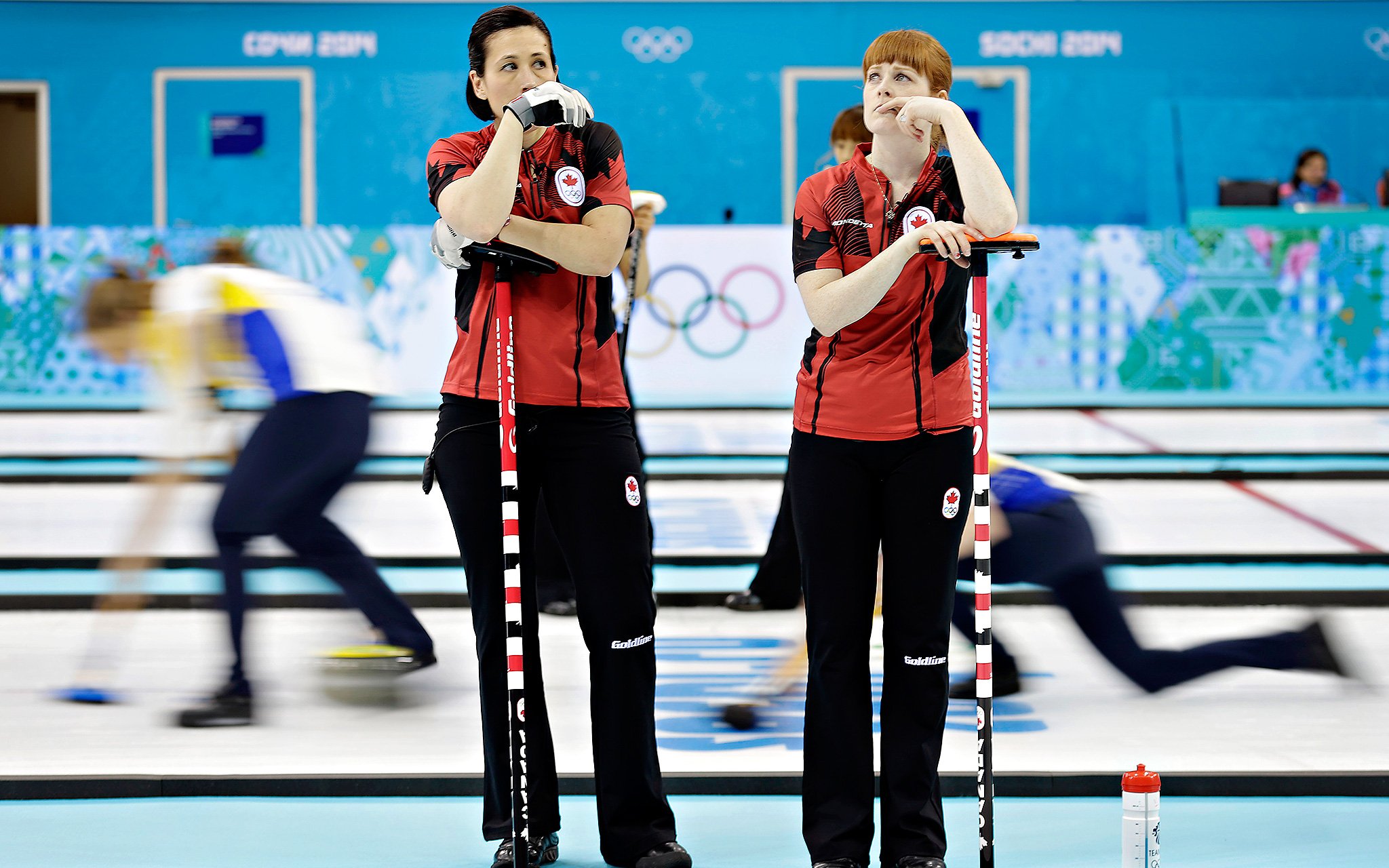 Canadian Curlers