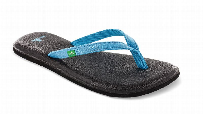With foot beds made of yoga mat material, you'll want to kick off your shoes and get these flip-flops on your feet immediately after your workout. Forming directly to the contours of your feet, these can take you home from the pool, trail and everything in between. Best of all, they will stand up to years of use and retain their soft, spongy properties long after those first outings.