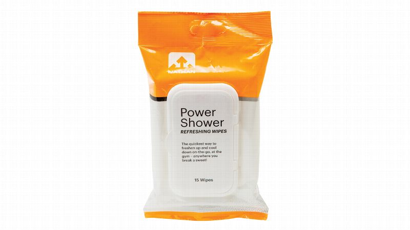 Nathan Power Shower Wipes (4)
