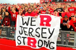 The athletics department at Rutgers University finished 2012-13 with a 47 million deficit.