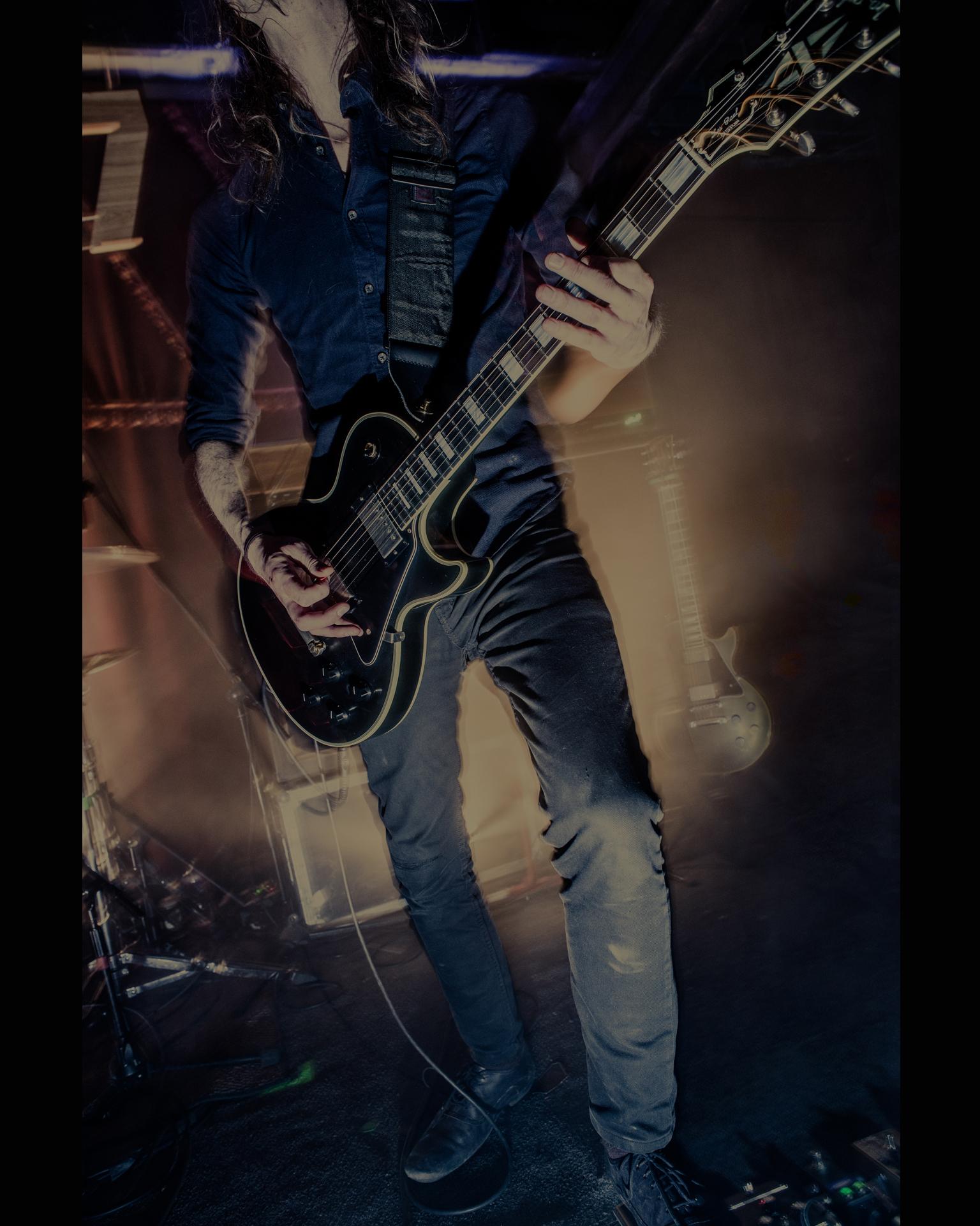 Guitarist Mike Sullivan