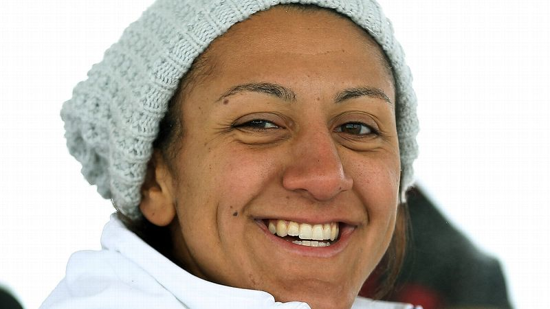 Feb. 16: W Bronze Elana Meyers