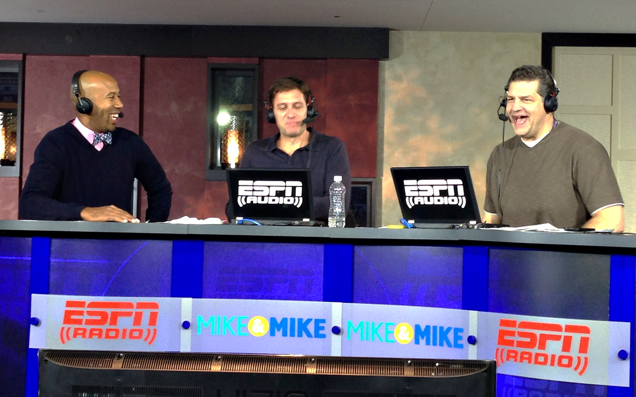 Mike & Mike at NBA All-Star Weekend