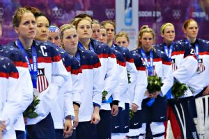 The U.S. women's team has now lost to Canada in three of the past four Olympic gold-medal games.