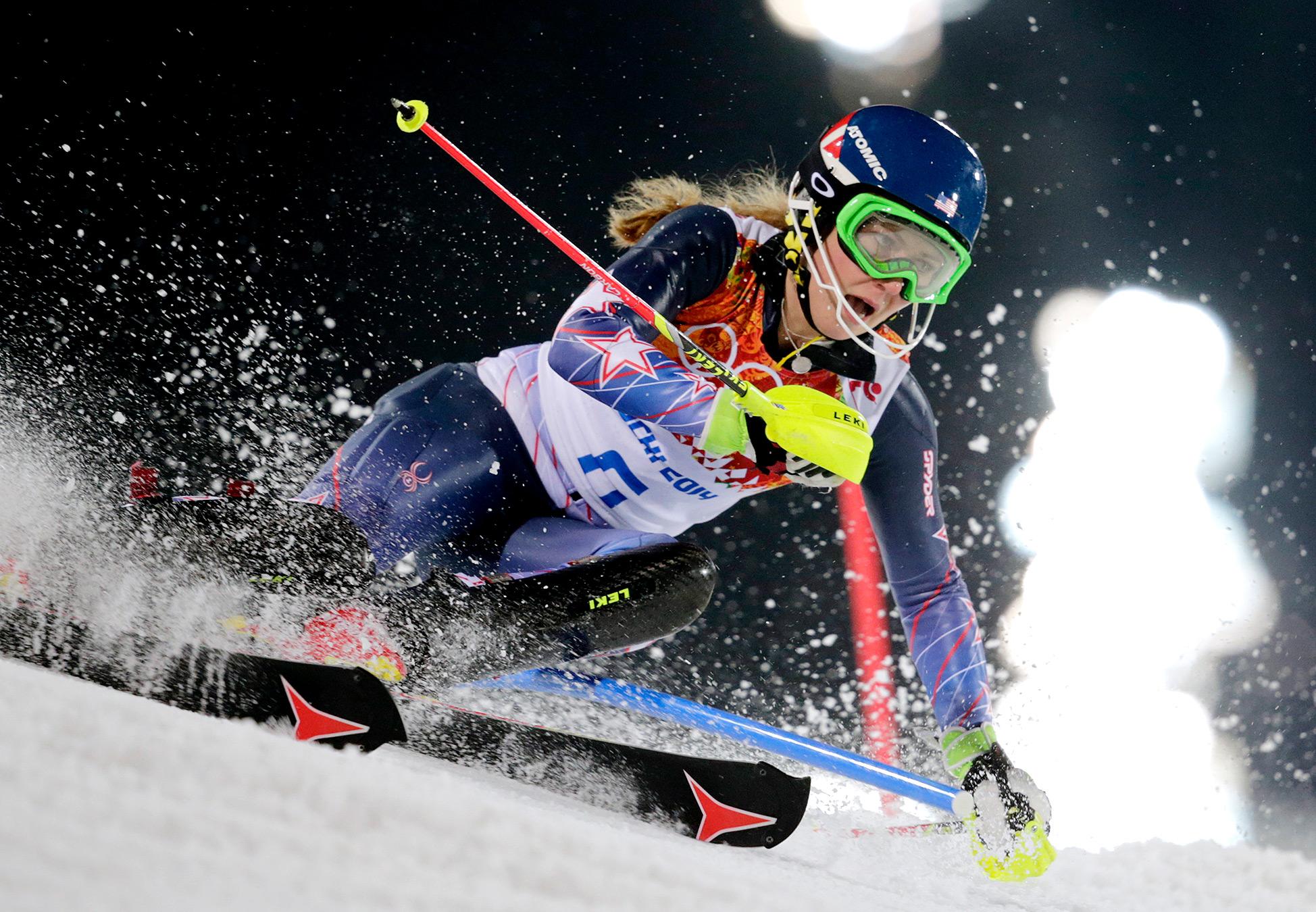 Alpine Skiing - Women's Slalom