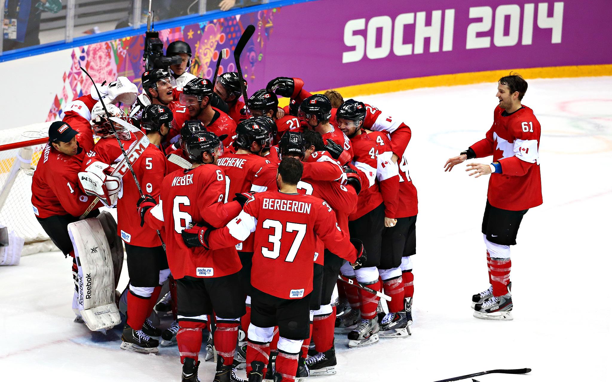 Canada Wins