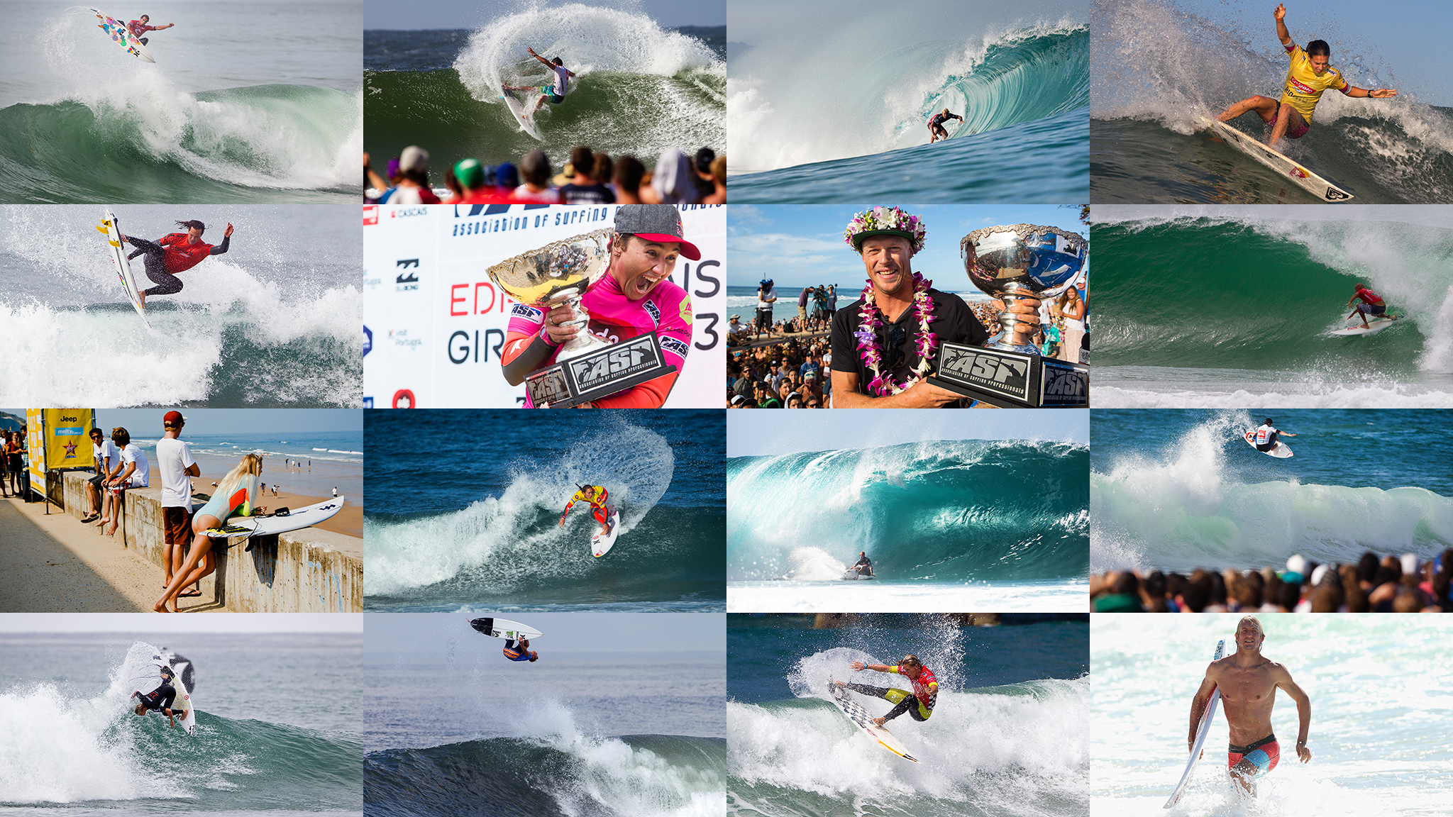 2014 ASP World Tour Preview