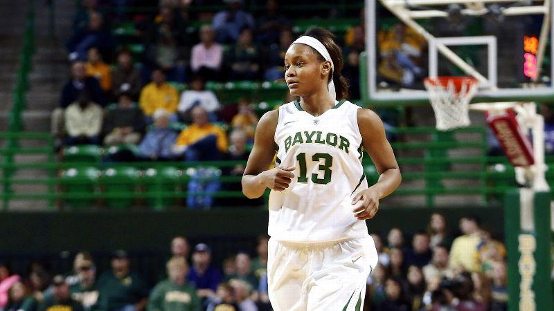 There weren't just big shoes to fill at Baylor but also a lot of them. With five seniors departed, point guard Odyssey Sims needed some youngsters to grow up quickly. Davis was head of the class. She is Baylor's second-leading scorer (13.9) and top rebounder (9.0) at 5-11. A unanimous pick by our staff, Davis also has 50 steals. i-- Mechelle Voepel/i