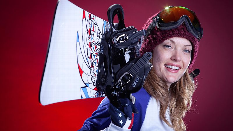Double-amputee Amy Purdy was fading into a coma when she realized that there was more in store for her in life.