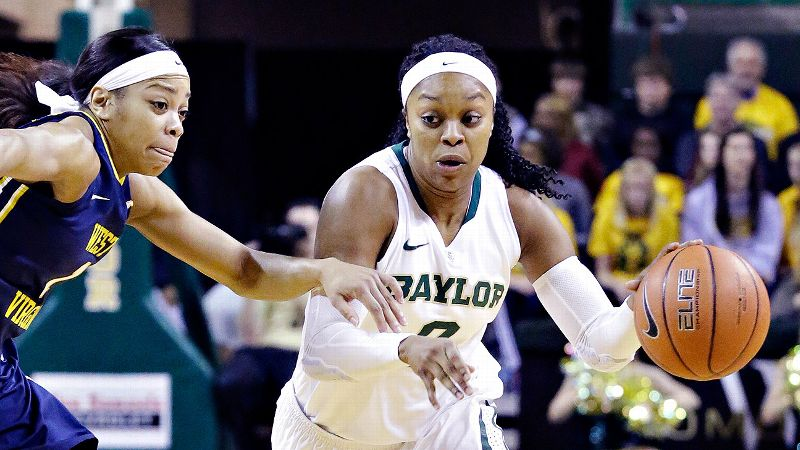 FIRST TEAM: Odyssey Sims*, Baylor, G, 5-foot-8, sr.
