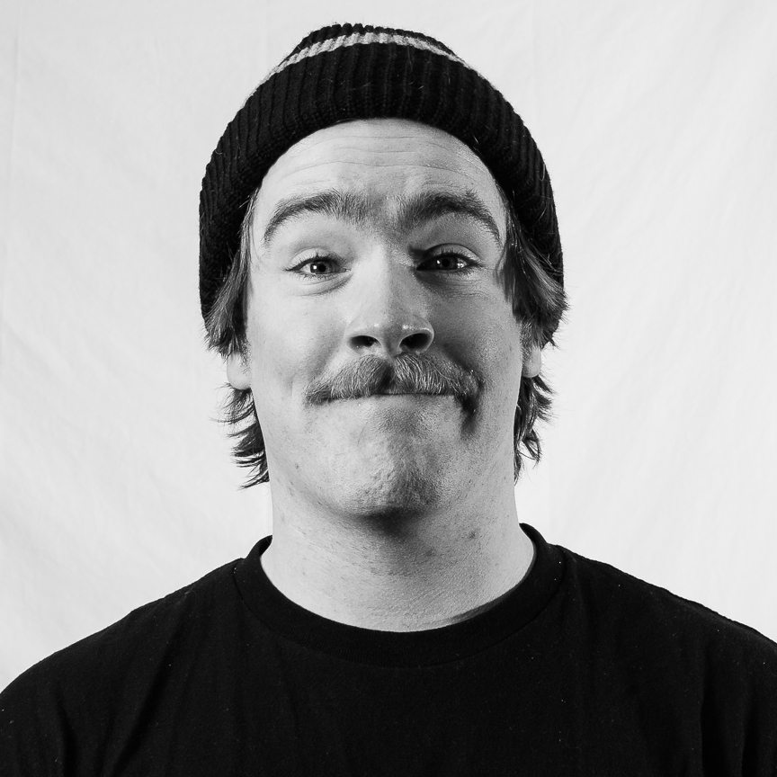 Brett Esser ~ Halfpipe