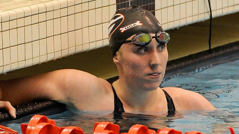 Georgia senior Shannon Vreeland struck gold as a member of Team USA's 800-meter freestyle relay team in London and then won two NCAA relay titles in 2013. In Minneapolis, Vreeland is scheduled to swim the 100-, 200- and 500-yard freestyle for the defending champion Bulldogs.