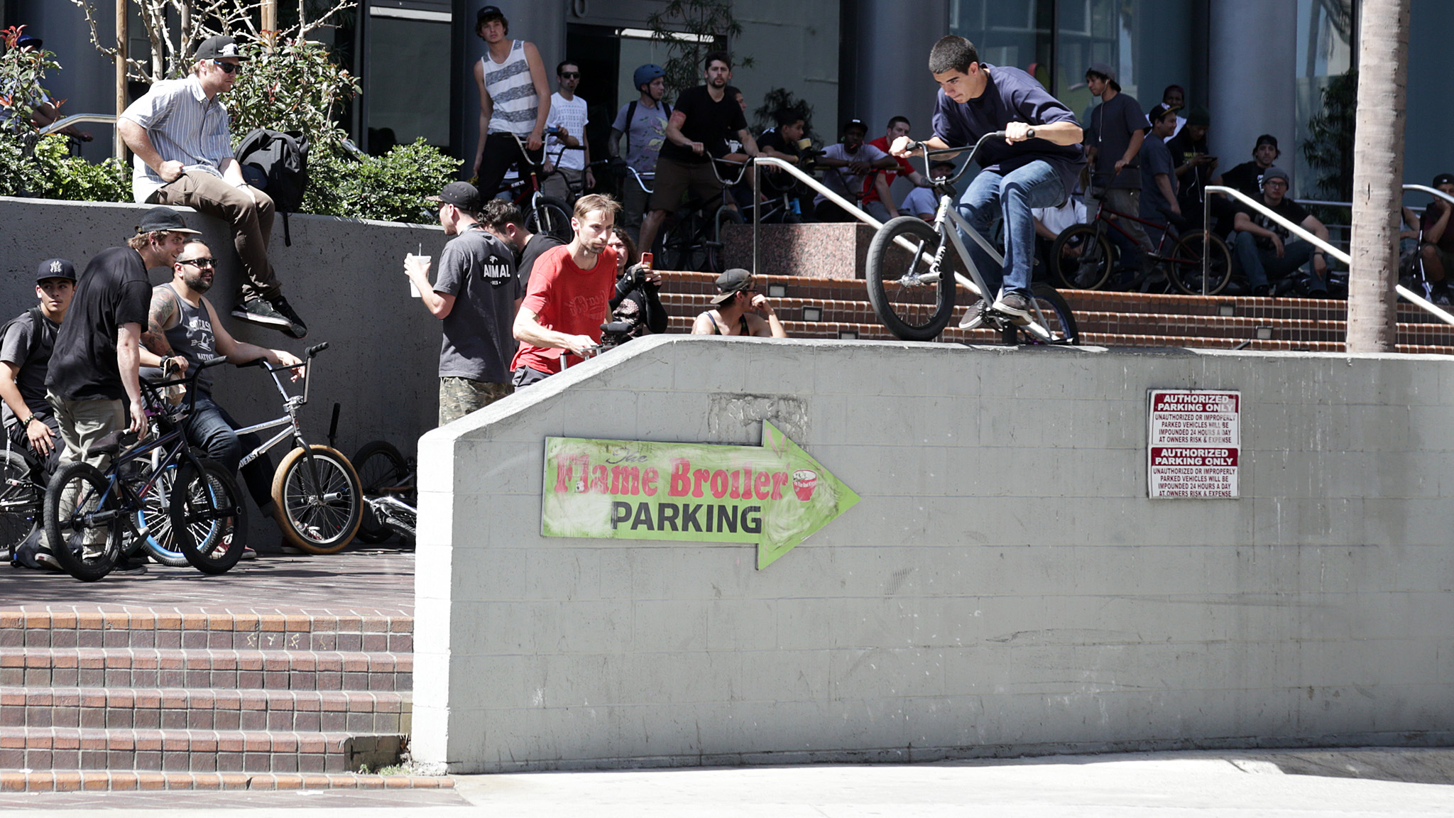 Downtown feeble