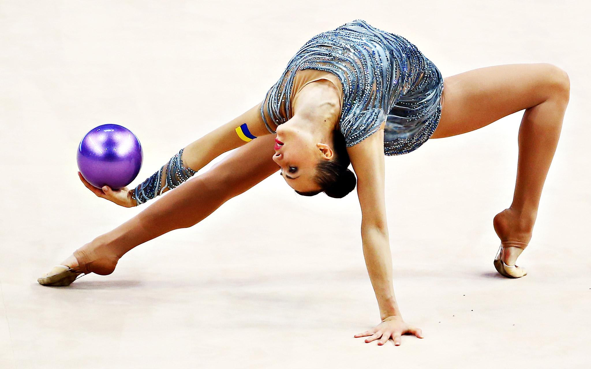 World Cup Rhythmic Gymnastics Espnw Photos Of The Week