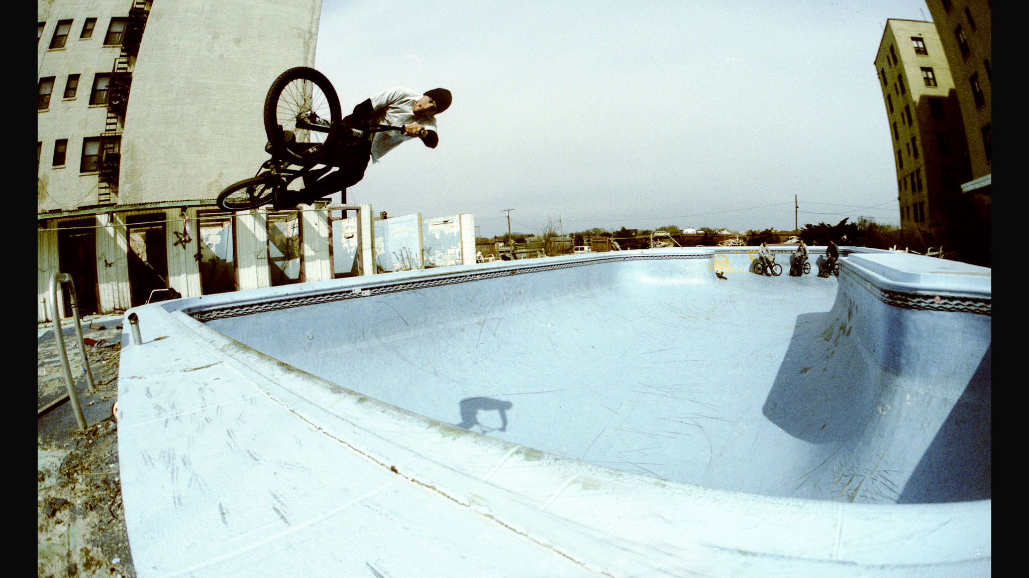 Garrett Byrnes, Asbury Park, N.J.