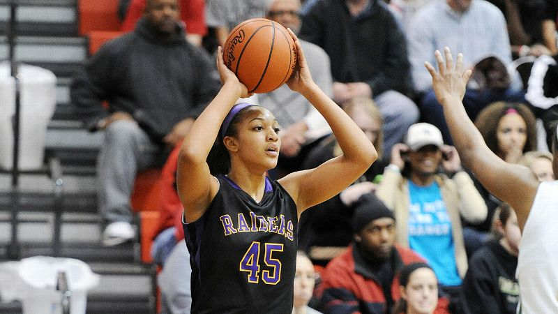 The 6-3 post player averaged 19.1 points, 9.2 rebounds and 4.0 blocked shots as a senior at Reynoldsburg (Ohio). Rice, a Kentucky recruit and the No. 20 prospect in the espnW HoopGurlz Top 100 for the 2014 class, boasts good range and a quick first step.