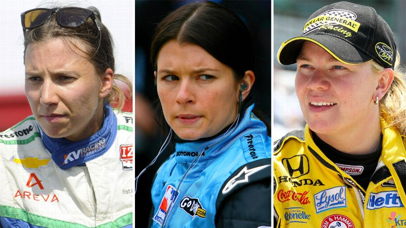 IndyCar brandished its gender equity in the past with drivers such as Simona de Silvestro, Danica Patrick and Sarah Fisher.