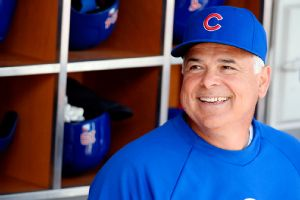 Rick Renteria is the latest to accept the hopeless task of managing the Cubs.