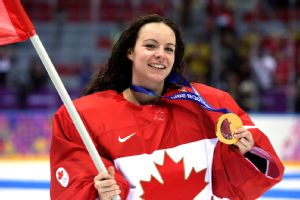 Shannon Szabados and Team Canada broke U.S. hearts in Sochi.