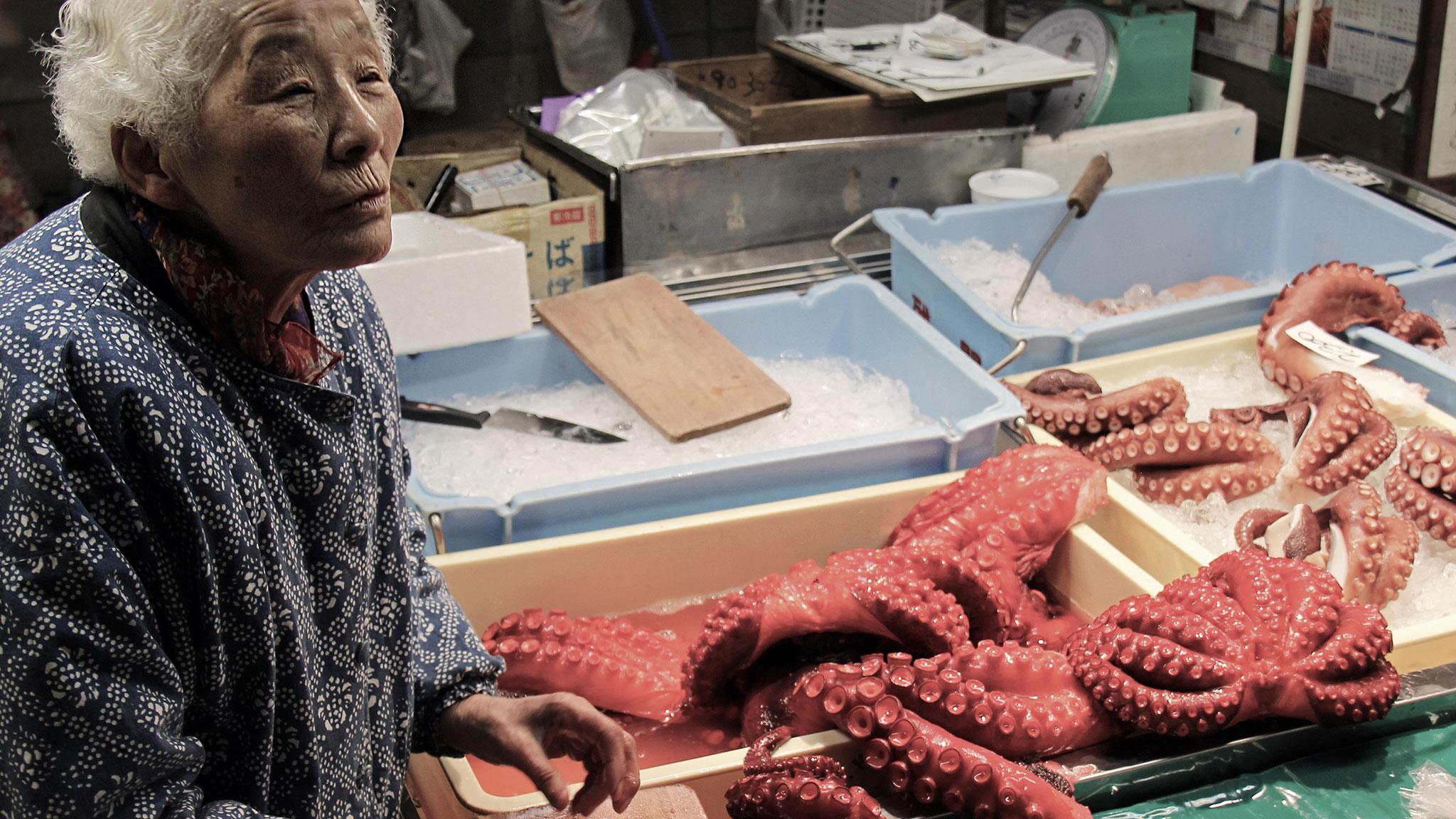 Sendai Fish Market