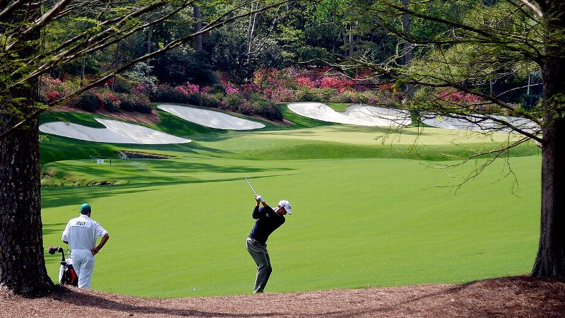 LPGA commissioner Mike Whan suggests a women's pro event to Augusta National officials every year.