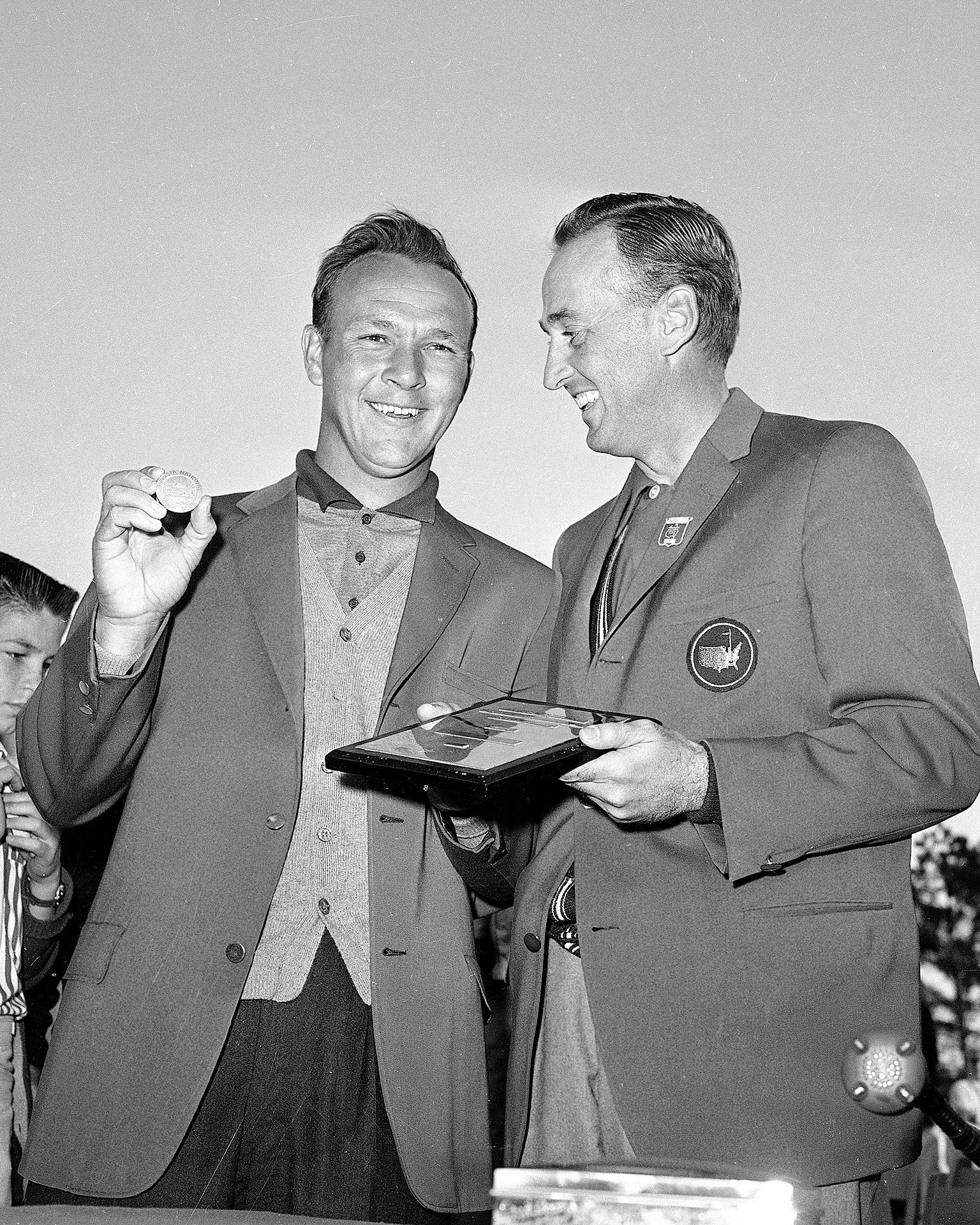Palmer 1960 Masters