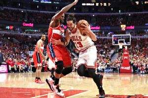 Joakim Noah can take care of the defensive workload. But he needs a hand on offense.