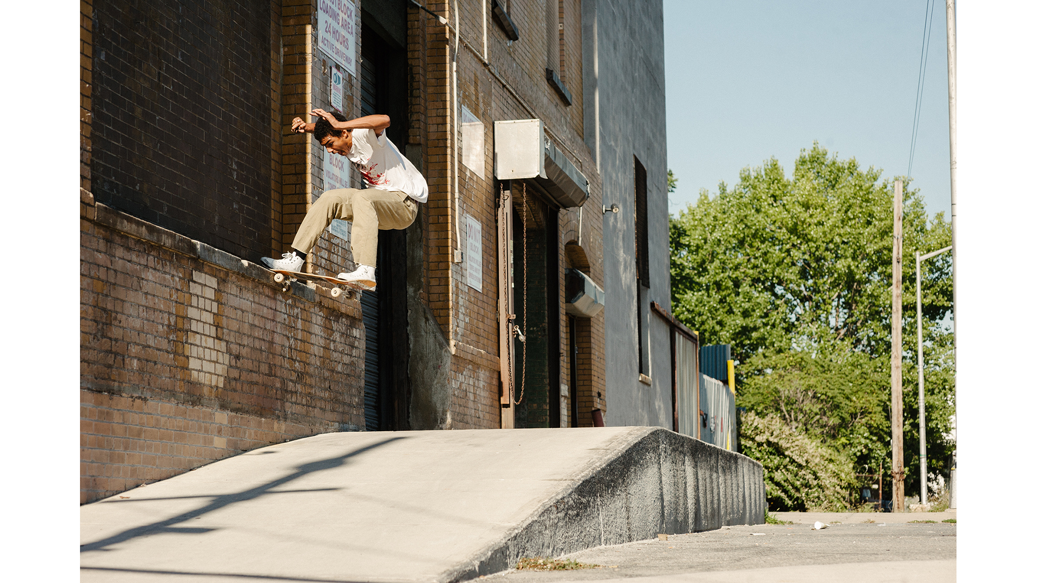 Tailslide as seen in the Supreme video Cherry.