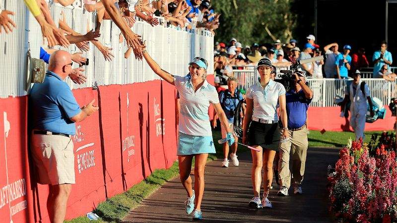 Lexi Thompson and Michelle Wie both had an impressive April -- on and off the golf course.