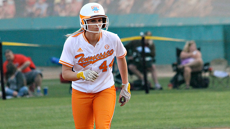 Tennessee's Madison Shipman combines excellent range, sure hands and a powerful arm at shortstop.