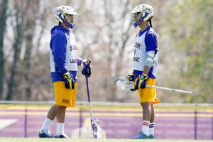 Brothers Miles and Lyle Thompson were named finalists for the Tewaaraton trophy.