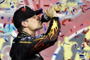 This is so sweet, Jeff Gordon said after winning for the first time since October. What a huge weight lifted off this team's shoulders. We needed to get to Victory Lane.