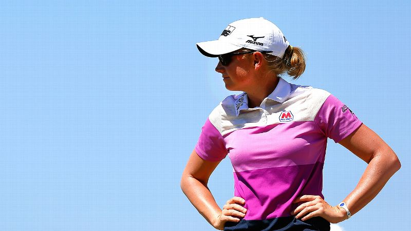 If Stacy Lewis wins this week or finishes solo second, she'll take over the No. 1 ranking - unless Lydia Ko wins.