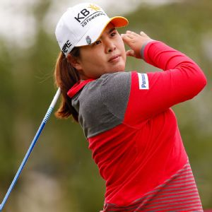 Inbee Park bumped Stacy Lewis out of the No. 1 spot last year but hasn't won on the LPGA Tour this season.