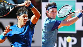 Nadal has dominated Federer in Grand Slam play, leading the series 9-2.