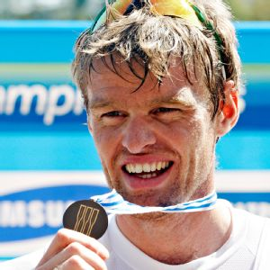 British rower Alan Campbell suffered from an abscessed lower-left wisdom tooth that threatened to keep him out of the 2008 Beijing Olympics.