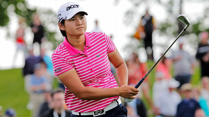Once No. 1 for 109 weeks, Yani Tseng has plummeted in the rankings the past two years, falling as low as 53rd.