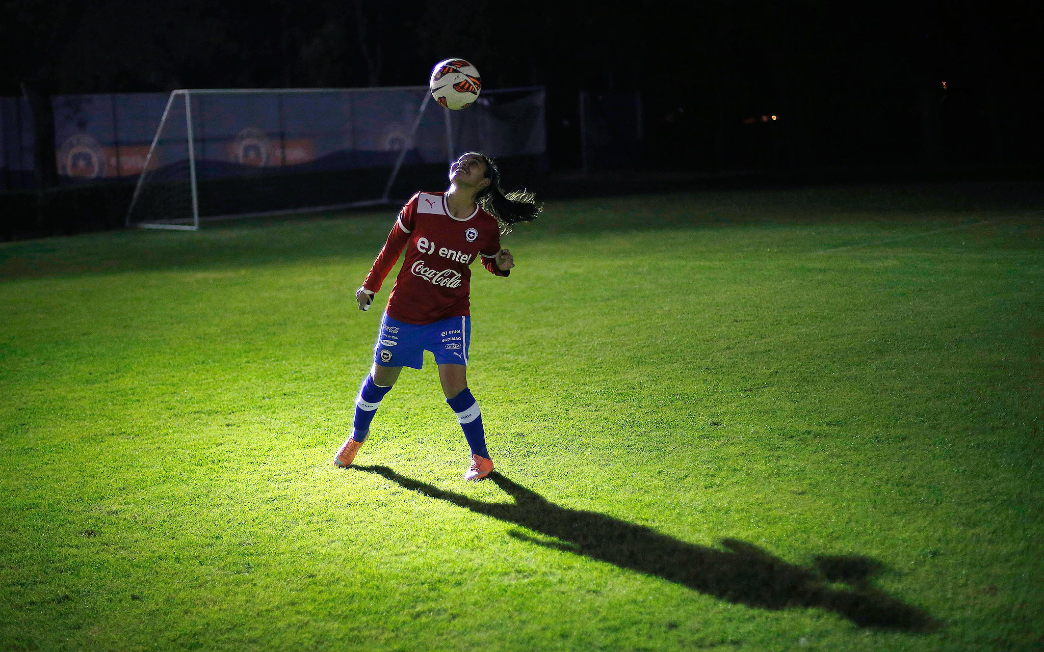 Chile Women's National Team Training