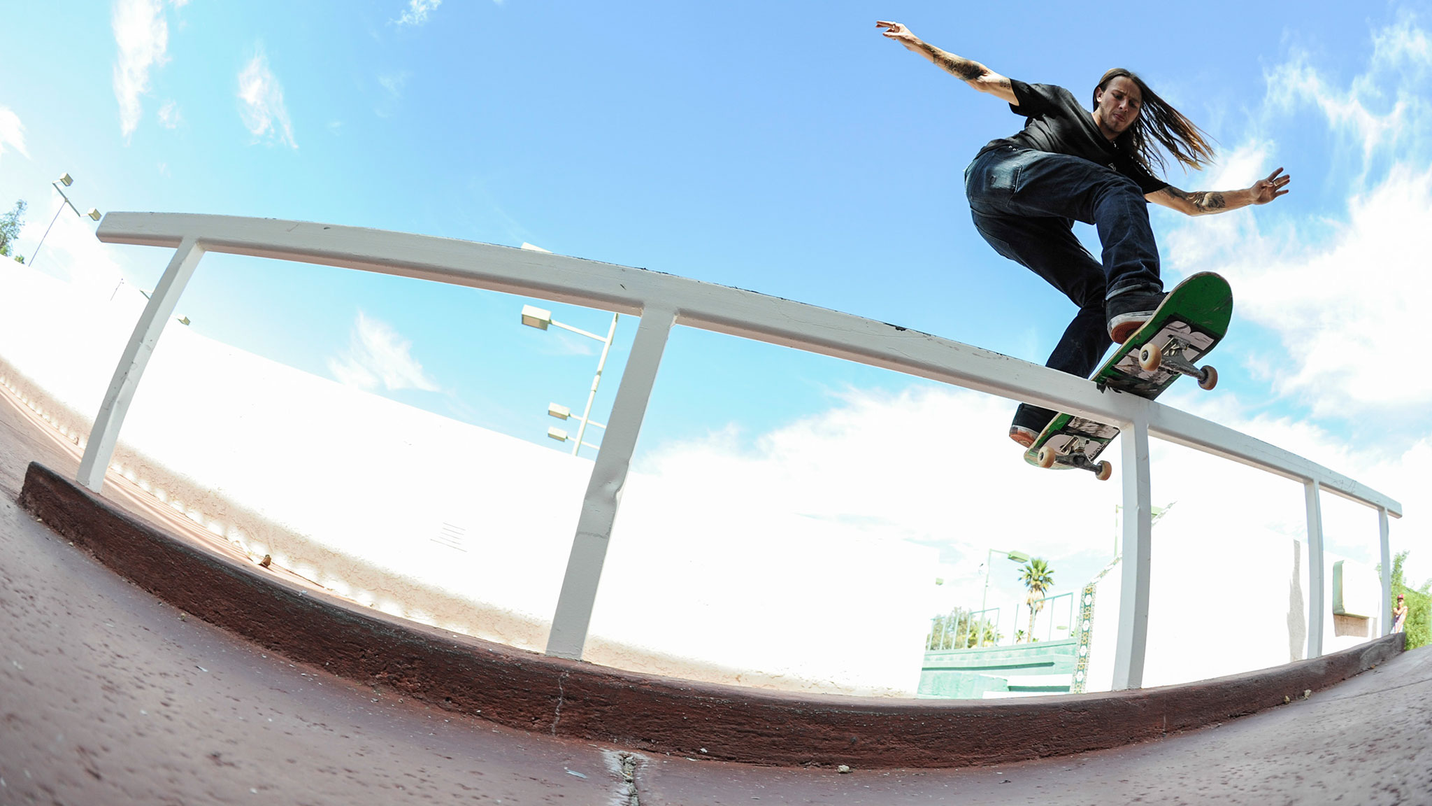Riley Hawk, Skateboard Street
