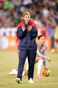 Jill Ellis will likely use a 4-3-3 formation as she takes over the U.S. women's national team.