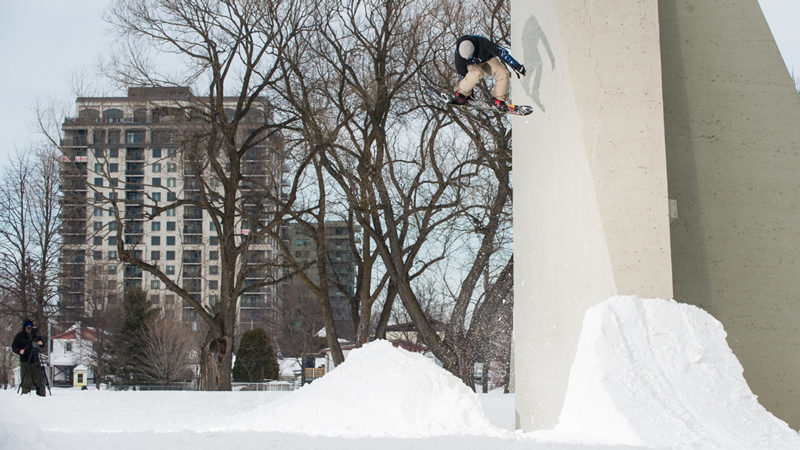 Sebastien Toutant's 2014 street edit has clocked more than 450,000 views since its release last month.