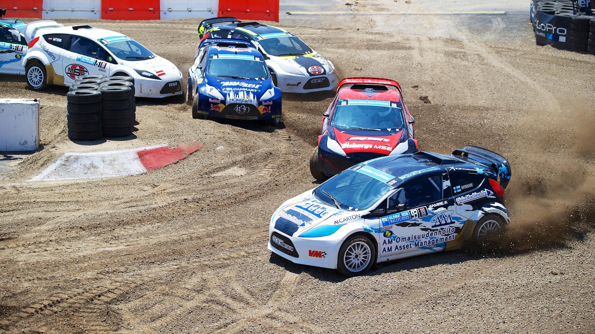 Joni Wiman, RallyCross