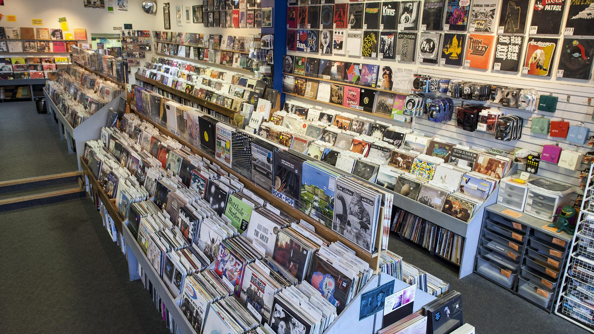Shop: Music