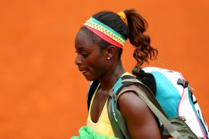Sloane Stephens has reached the fourth round in six consecutive Grand Slams, the longest streak among women.